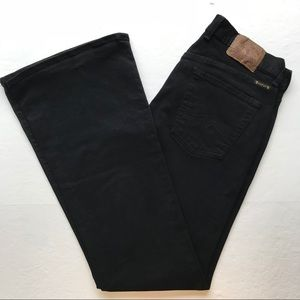 Lucky Brand Women's Black Boot Cut Jeans Size 26
